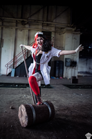 Harley Quinn [New 52 Nurse] 5 by ThePuddins