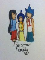T'sustar - Day 1 (Done) by kaitolova