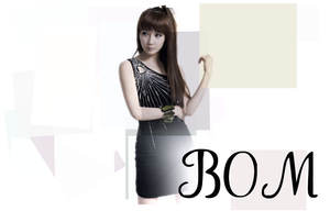 2NE1 BOM WALLPAPER by Awesmatasticaly-Cool