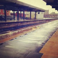 175 Hurry up Train by DistortedSmile