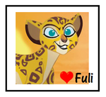 Fuli Stamp by CatDasher