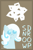 Snowdrop Mini-Print by toonboy92484