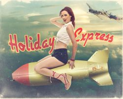 Holiday Express by CindyHoliday