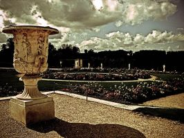 Chez Versailles by scarletfever2302