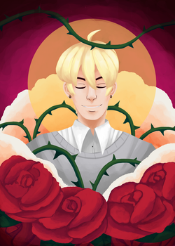 Cleansed - Prince of Thorns and Roses by nautical-anchors
