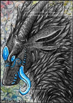 ACEO: Soturisi by LadyFromEast
