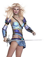 Female 27 PNG Stock by Jumpfer-Stock