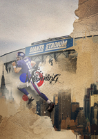 eli manning by adhdgraphics