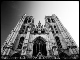 Cathedrale by Garconrapide