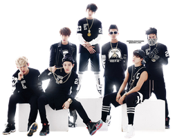 [PNG] BTS Render by superaliciouscoyah
