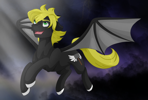 CM: Thunder Wing by llacky