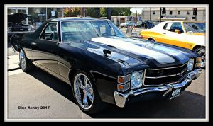El camino Dreams by StallionDesigns
