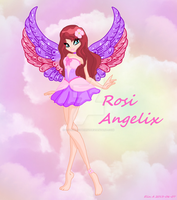 Rosi Angelix by Loveyraspberry