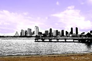 My City by the Bay by scream619