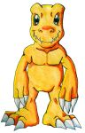 Agumon by AxelFlame8