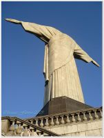 Christ The Redeemer-back look by Laura-Skeff