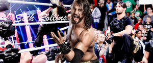 Seth Rollins Signature by xFadexToxNeonx3