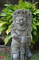 Barong, Tirta Empul Temple, Bali, Indonesia by Shelter85