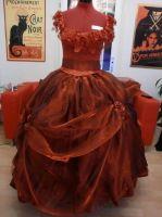 Sarah Ballgown Commison No 2 by CheshireCat1