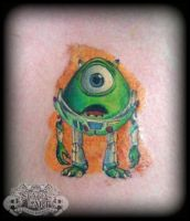 Buzz Wazoski by state-of-art-tattoo