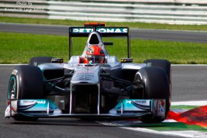 M. Schumacher 1 by luis75