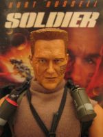 SOLDIER by efrece