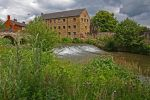 Olde Mill and Weir by close101