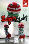 Zaph the Grinning Christmas Slouchy by cleody