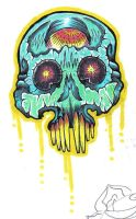 deadskull by TJKelly