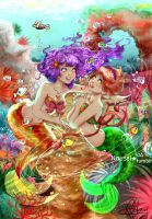 Lessons of a mermaid by Naussi