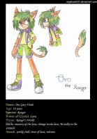 .:New Oro:. by AngelSoleil21