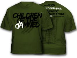 Children of the dAmned by iblackmilk