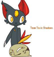 Request: Team Toxic Shadows! by NeomaGreyback