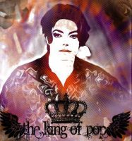 King of Pop by WilburRobinsonsGirl