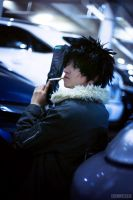 Psycho-Pass: Shinya Kogami 30 by J-JoCosplay