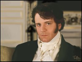 Mr. Darcy by afrodite