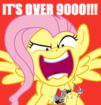IT'S OVER 9000 by DementedProductions