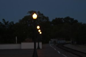 Lamp Post Light by ShawnHenry
