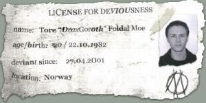 License for Deviousness by draxgoroth