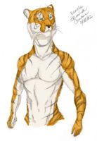 tiger man by mistyprowler