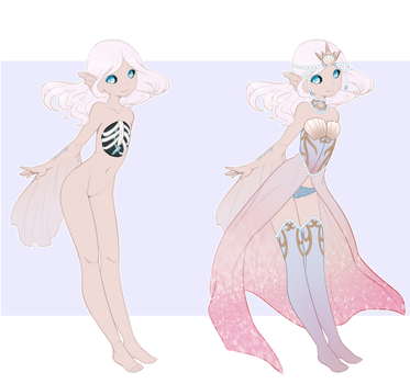 [CLOSED]VK: Aesthetic Adopt|Day 28 by SkyJynx