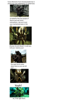 Skyrim's Funny Momments from Amazing Spiderman 2 by Nazaru