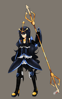 Empoleon Empress Knight shit by ThatlooserLulu