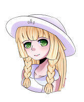.:She's Too Pure:. by LunaticLily13
