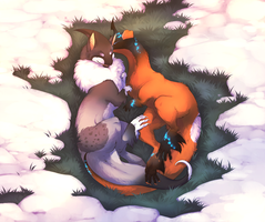 The Warmth in You by Unikeko