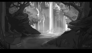 Mirkwood Concept by redrab8t