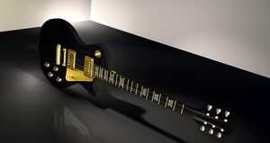 Les Paul Gibson by jan4all