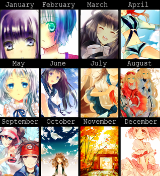2012 Art Summary by Kyatto-san