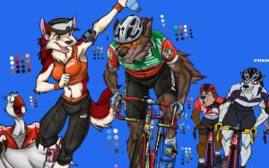 Le Tour de Balto WIP3 by alphaleo14