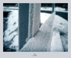 Ice. by Khorn3